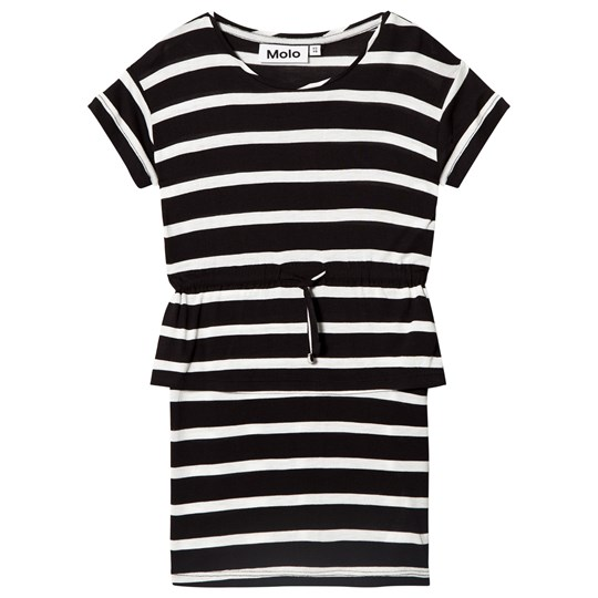 Molo Camma Dress Black´n White Stripe Black´n White Stripe