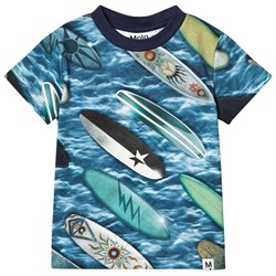Molo Raymont T-Shirt Surfboards