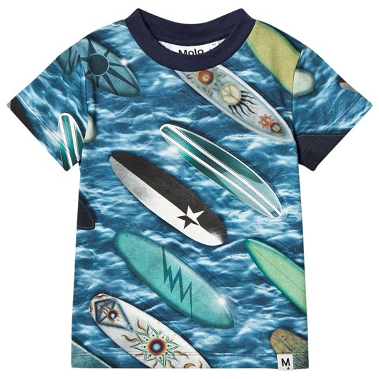 Molo Raymont T-Shirt Surfboards Surfboards