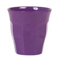 Melamine Cup Purple