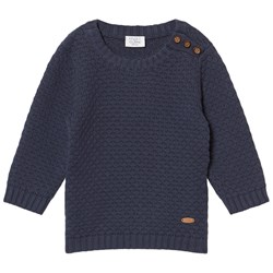 Hust&Claire Knitted Pullover Blue