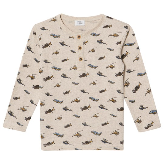 Hust&Claire T-shirt Antelope Antelope