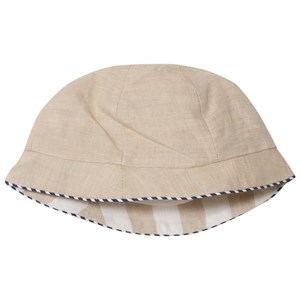 Image of Mayoral Beige Reversible Hat 1-2 months (2939926011)