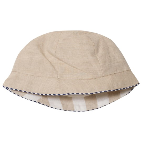 Mayoral Beige Reversible Hat 86
