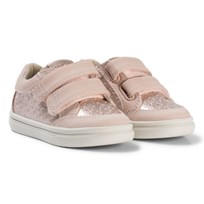 Mayoral Rose Embossed Velcro Trainers 20