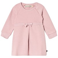 Minymo Quilted Dress Zephyr Pink