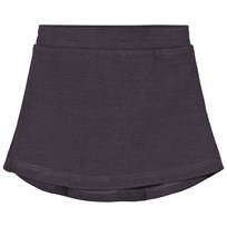 Minymo Piper 10 Sweat Skirt India Ink Black