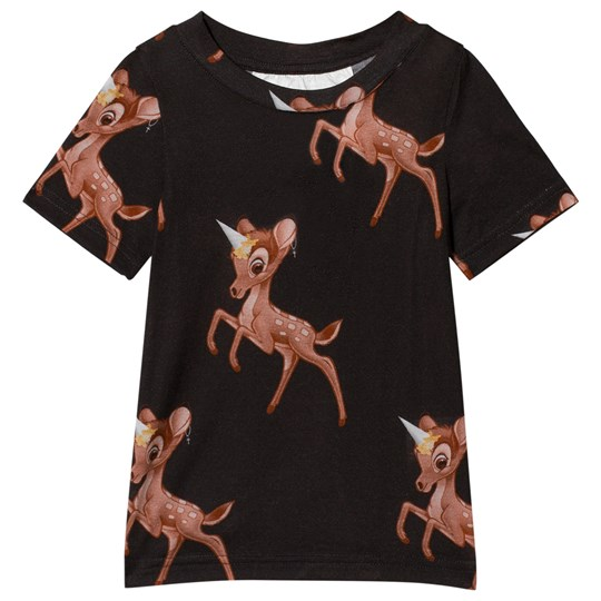 Caroline Bosmans Top DE(E)(A)R Unicorn Black Unicorn Black