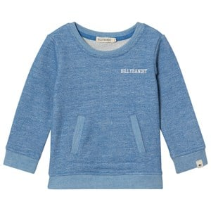 Image of Billybandit Blue Kangaroo Pocket Sweater 2 years (2939924937)