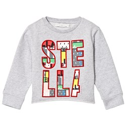 Stella McCartney Kids Grey Stella June Sweatshirt