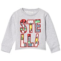 Stella McCartney Kids Stella June Tröja Grå 1461