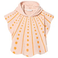 Stella McCartney Kids Pink Shell Bobo Hooded Towel 5768