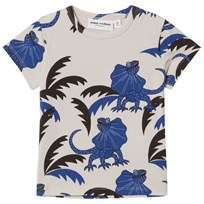 Mini Rodini Draco T-shirt Blå Blue