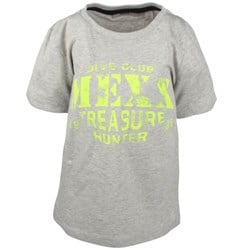 Mexx T-Shirt Grey Mezz Treasure