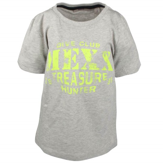 Mexx T-Shirt Grey Mezz Treasure Sort