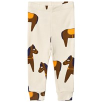 Mini Rodini Horse Leggings Gul Yellow