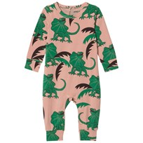 Mini Rodini Draco Bodysuit Grön Green