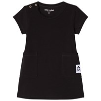 Mini Rodini Basic Klänning Svart Black