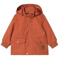Mini Rodini Pico Jacket Orange Oranssi