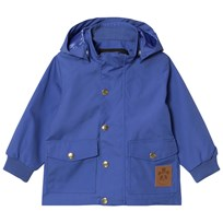 Mini Rodini Pico Jacket Blue Blue