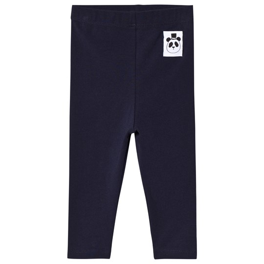Mini Rodini Basic Leggings Navy Navy