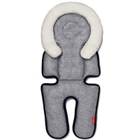 Skip Hop Stroll & Go Cool Touch Infant Support Heather Grey Grey