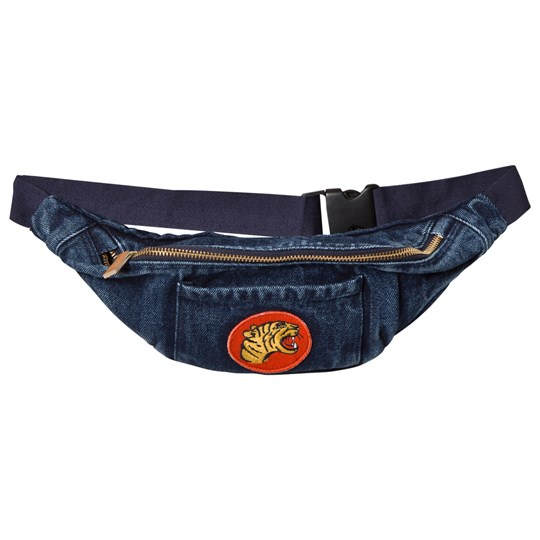 Mini Rodini Denim Waist Bag Vintage Wash VINTAGE WASH