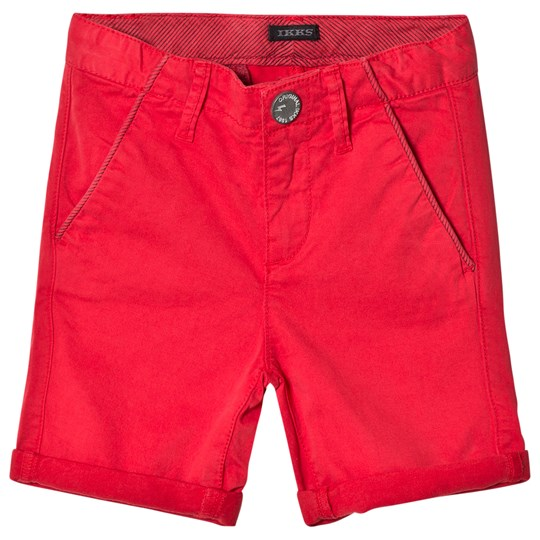 IKKS Red Chino Shorts 37