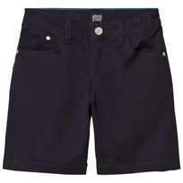 Armani Junior Navy Denim Shorts 15K5