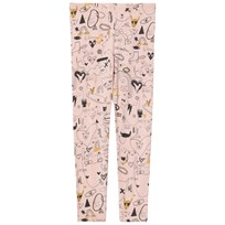 Soft Gallery Paula Leggings Rose Cloud Cutie Rose cloud AOP Cutie