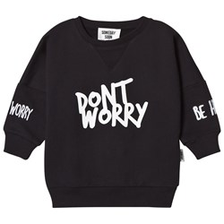 Someday Soon Bobby Crewneck Tröja Svart