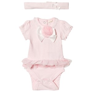Image of Mintini Baby Pink Body with Frill Detail 3 mdr (2941129757)