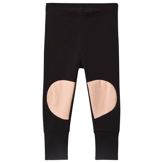 Papu Patch Leggings Black Black