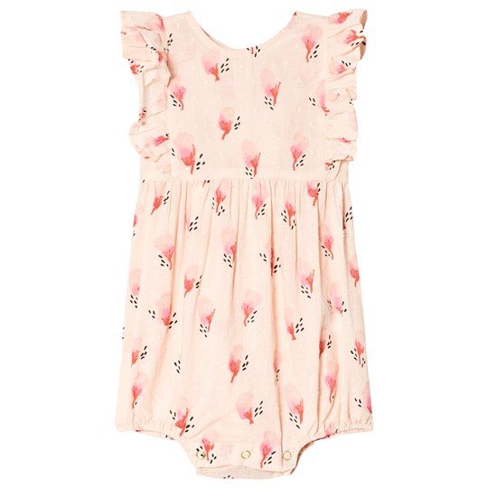Soft Gallery Alea Jumpsuit Pale Dogwood Blossom Pale Dogwood AOP Blossom