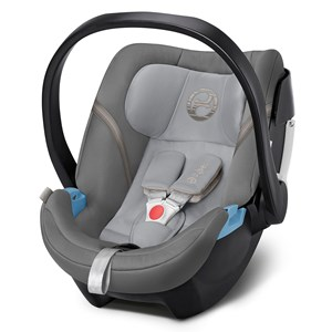 Image of Cybex Aton 5 Infant Carrier Manhattan Grey 2018 (3056059179)