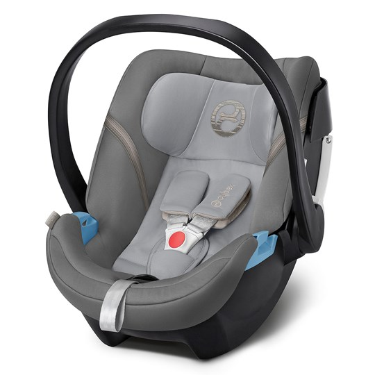 Cybex Aton 5 Infant Carrier Manhattan Grey 2018 Manhattan Grey