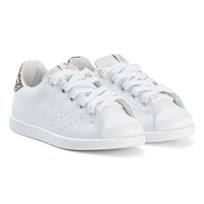 Victoria Deportivo Shoes White Glitter Multi