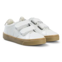 Veja Esplar Leather Extra White Natural Sneakers Extra White Natural Sole