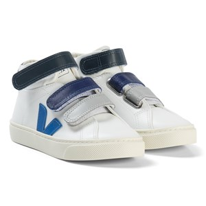 Image of Veja Esplar Mid Leather White Electric 24 EU (2950170181)