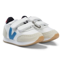 Veja Arcade White Swedish Blue Pekin