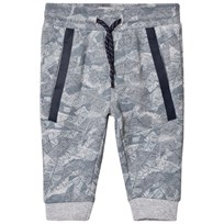 Timberland Grey Leaf Sweatpants A32