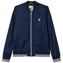Timberland Navy Bomber Jacket with Logo 85T