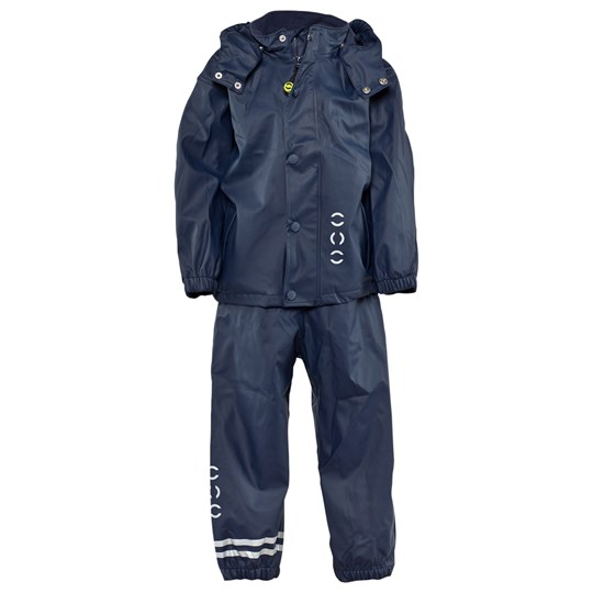 Mikk-Line Rain Wear Basic Dark Marine