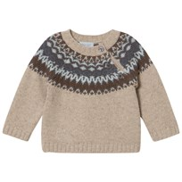 Noa Noa Miniature Pullover,Long Sleeve SILVER LINING Silver Lining