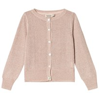 MarMar Copenhagen Tilda Cardigan Burnt Rose Glitter Burnt Rose Glitter