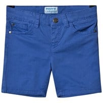 Mayoral Blue Chino Shorts 37