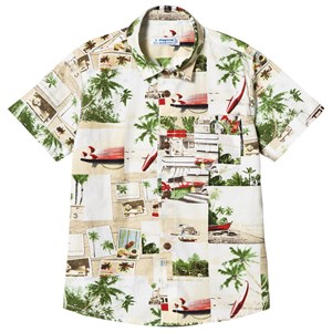 Image of Mayoral Hawaiian Two-in-One T-Shirt and Shirt 4 years (2943825869)