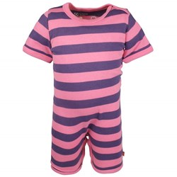 Katvig S/S Body Pink And Blueberry