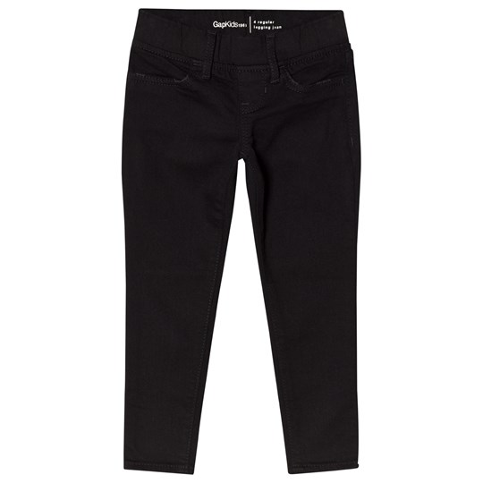 GAP Denim Jeggings Black Black Denim