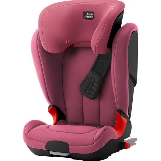 Britax Kidfix XP Black Series 2018 Wine Rose Wine Rose